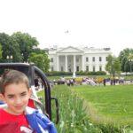 Washington DC: był piękny i historyczny.