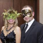 Venetian Night 2011 - goście w maskach