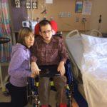 Popek, Lester w szpitalu