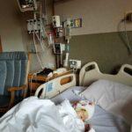 Kamyk, Hania po operacji