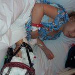 Tchorzewska, Marysia po operacji (4)