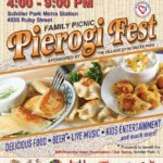Pierogi Fest II - Poster