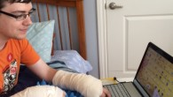 Damian underwent a very serious surgery on his hands and feet. last Thursday. He was discharged from Shriners Hospital on Friday and is doing great! Today hestarted play on his […]