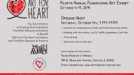 """Art for Heart 2014""- A week of contemporary art to Benefit Gift from the Heart Foundation and The Polish Museum of America: Sat – Fri, Oct. 4th-11th. CHICAGO – September, […]"