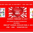 Best Valentine's Party for kids is going to be at GFHF/Dar Serca this Sunday !! Come with your kids, your friends kids and all the kids from the neighborhood […]