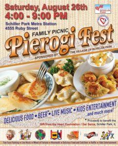 [:en]Pierogi Fest[:] @ Schiller Park Metra Station | Schiller Park | Illinois | United States